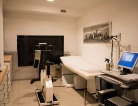 Treatment room Internist
