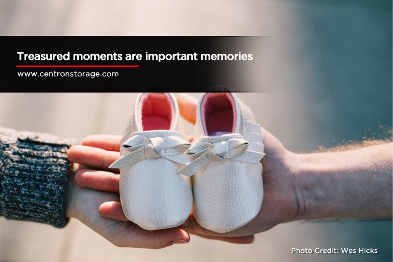 Treasured moments are important memories