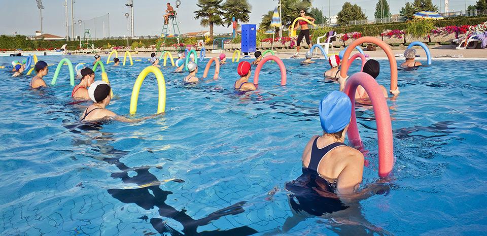 Corso di Acquagym Centro Nuoto Cittadella