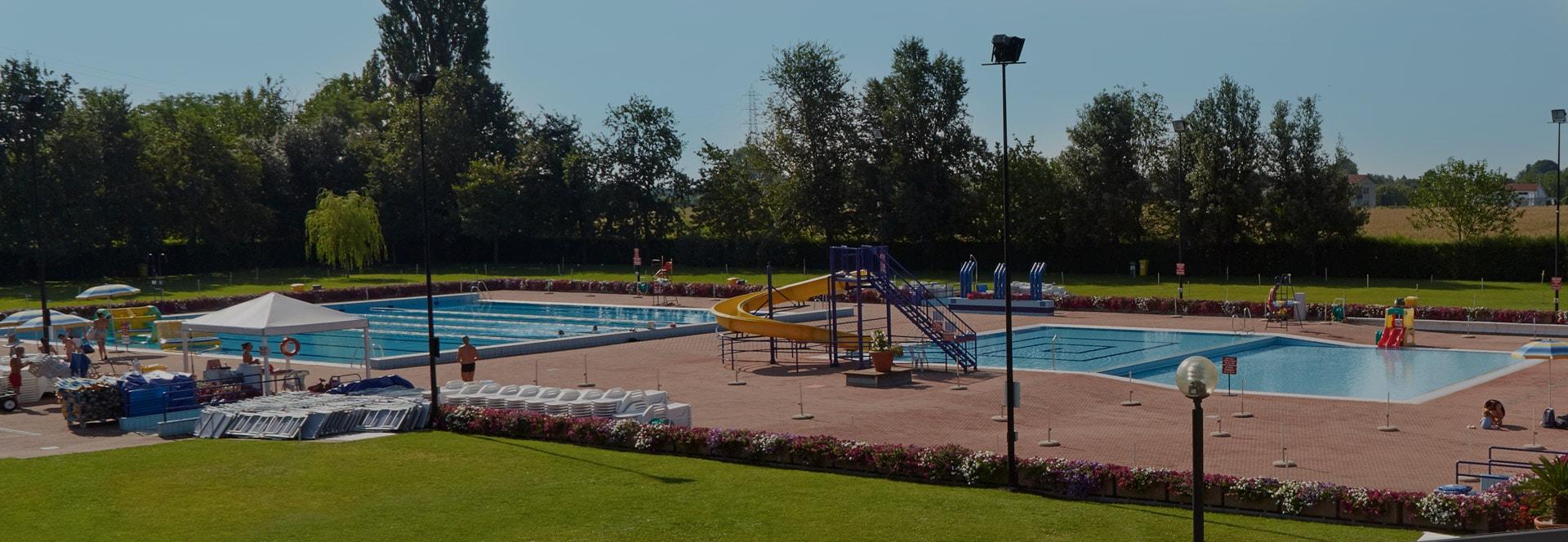 Piscina estiva  Centro Nuoto Ros