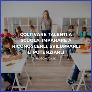 Corso coltivare talenti