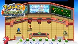 Nintendo Europa actualiza la web oficial de Pokémo Ranger: Sombras de Almia