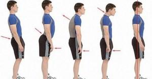 dolori articolari postura corretta