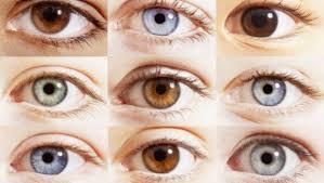 oculistica colore occhi