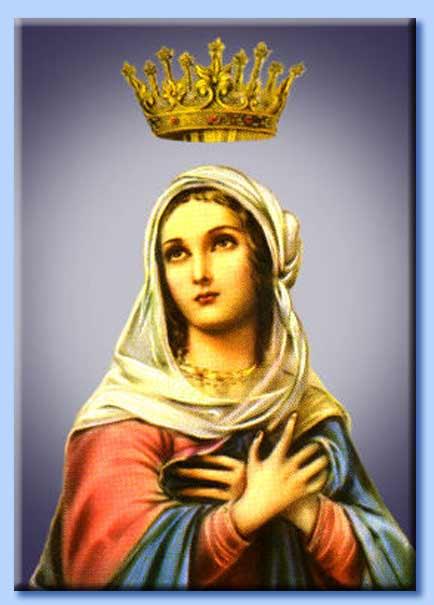 Risultato immagine per maria vergine