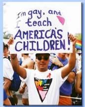 insegnante gay