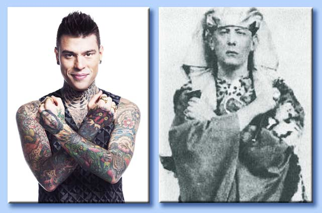 fedez - crowley - osiride risorto
