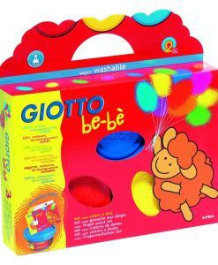 Giotto bebè colori a dita