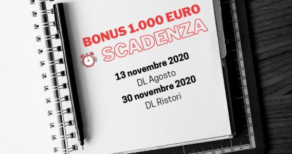 Domanda bonus 1.000 euro, si avvicina la scadenza: quali sono i lavoratori interessati?
