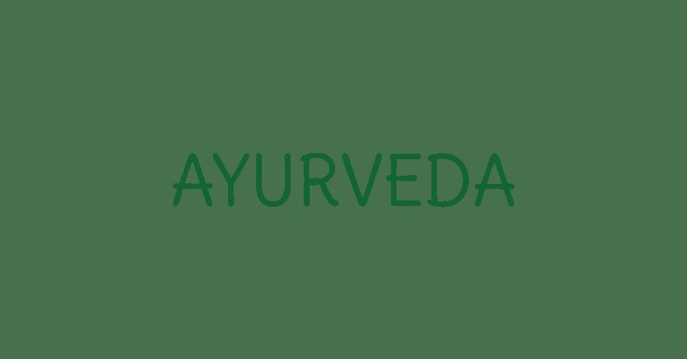 Bottone trattamento Ayurveda