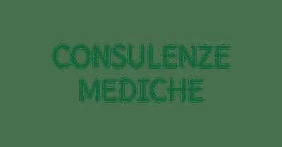 Bottone Consulenze Mediche