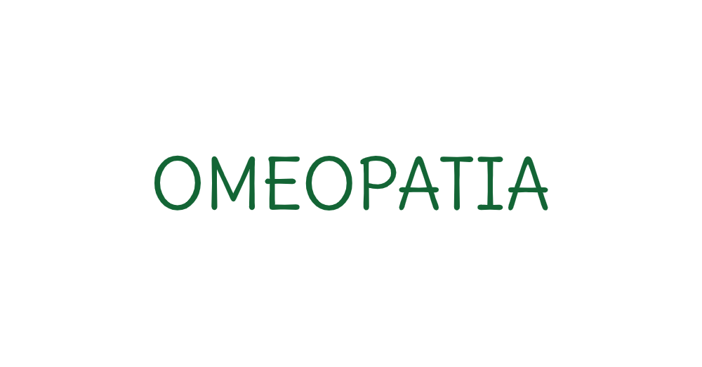 Bottone consulenza - Omeopatia