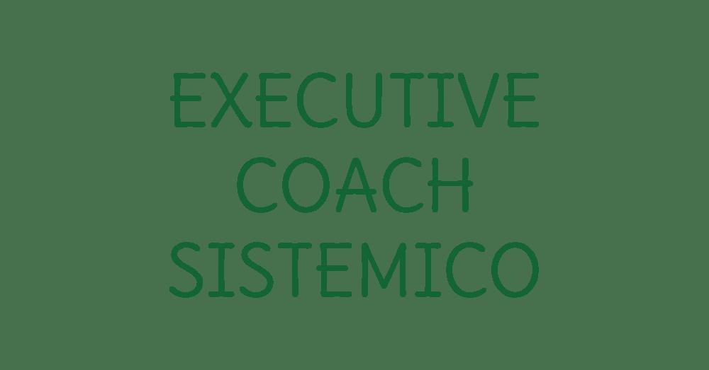 Executive Coach Sistemico