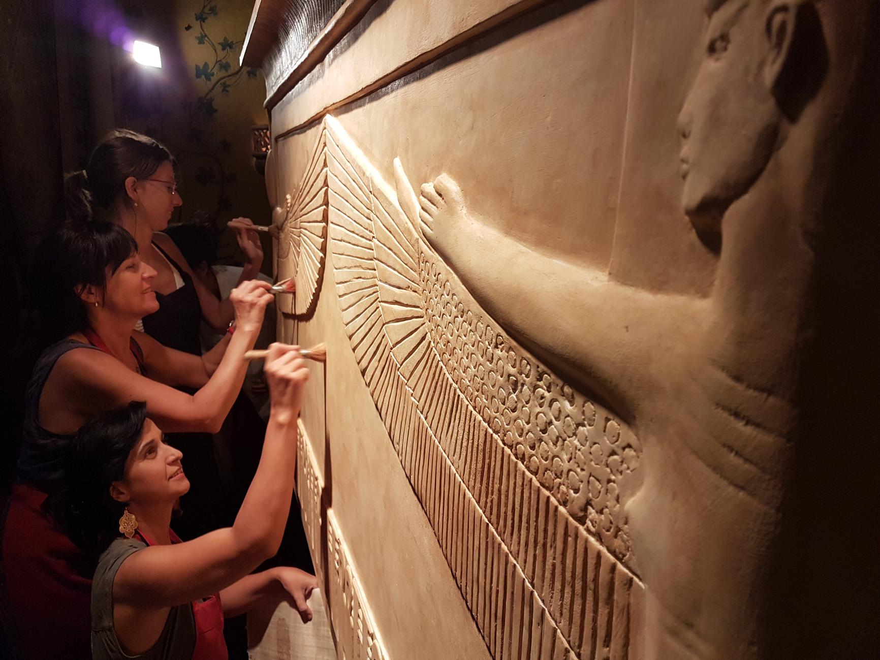 Fundación Sophia amplía sus exposiciones de cara al 100 aniversario del descubrimiento de la Tumba de Tutankhamón. El 4 de noviembre de 1922, el arqueólogo y egiptólogo Howard Carter descubrió la tumba intacta de uno de los faraones de la dinastía XVIII del Antiguo Egipto.