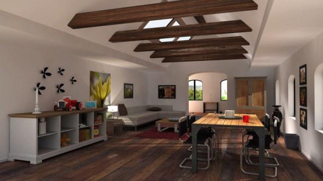 arredamento casa colori acrilici maimeri