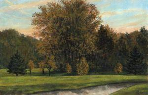 M. Odin Wiesinger, Paesaggio