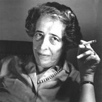 Hannah Arendt (Linden, 14 ottobre 1906 – New York, 4 dicembre 1975)
