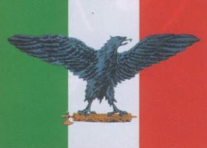 Tricolore della Repubblica Sociale Italiana