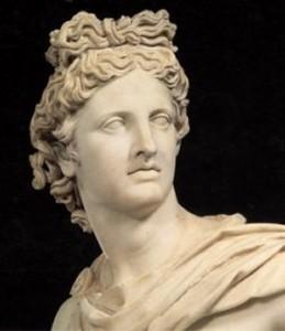 I capelli biondi nella Grecia antica