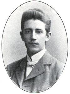 Carl Johan Fredrik Skottsberg (1880-1963)