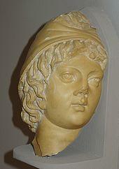 Scultura di Attis. Museo di Efeso, Turchia.
