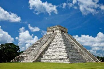 Piramide di Kukulkan, Chichén Itzá.