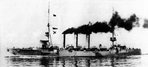 La crociera dell'incrociatore Emden e la battaglia delle isole Cocos
