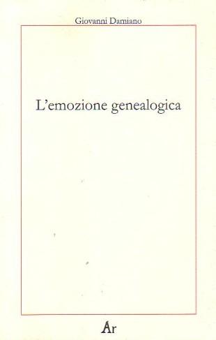 Brevissime note sulla memoria dell'origine