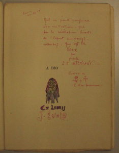 ex libris julius evola