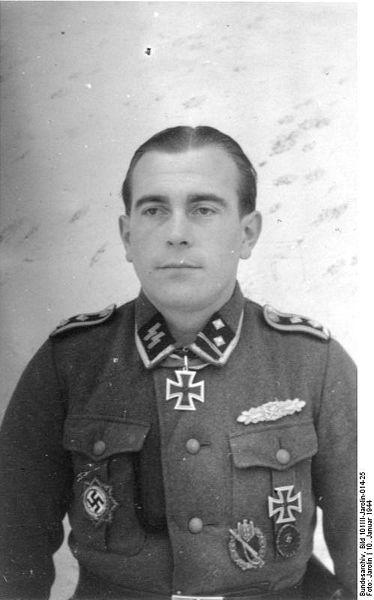 SS-Hauptscharführer Gustav Schreiber
