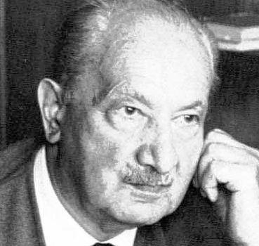 М. Хайдеггер — читатель Эволы