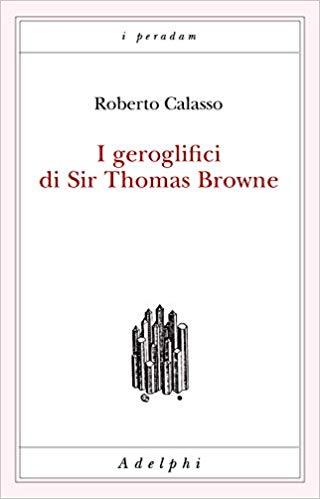 Geroglifici ed emetismo di Sir Thomas Browne