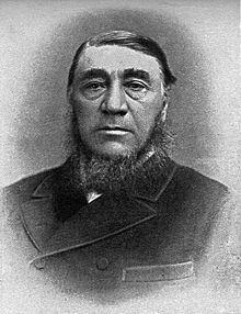 Stephanus Johannes Paul Kruger (10 ottobre 1825 – 14 luglio 1904)