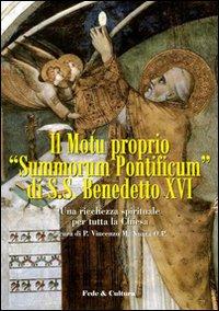 """""""Vetus Ordo Missae"""":  i suoi paladini all'interno della Chiesa cattolica"""