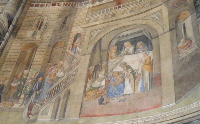 Natività della Vergine e sapienza esoterica