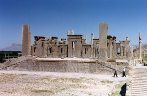Persepoli. Palazzo di Dario
