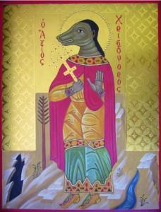 San Cristoforo cinocefalo