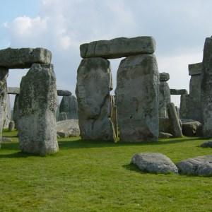 Stonehenge. Wiltshire, Inghilterra