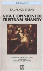 Tutta la vita di Tristram Shandy non è che una fuga dal tempo e dalla morte