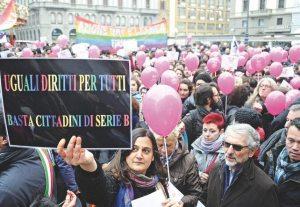 Diritti gay? Una proposta seria c'è. Manca solo un dibattito non ideologico