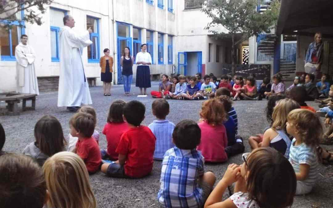 Il Consiglio di Stato dichiara legittime le benedizioni nelle scuole