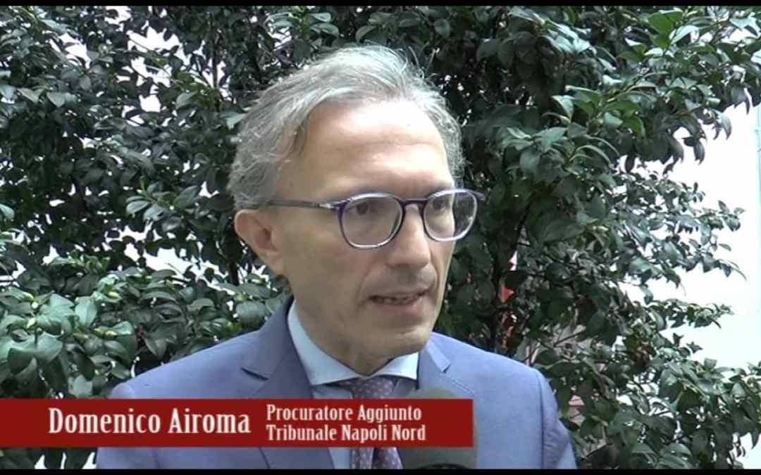 Domenico Airoma ospite di IrpiniaTV