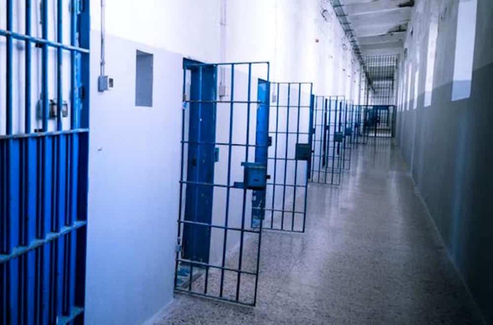 corridoio di un carcere