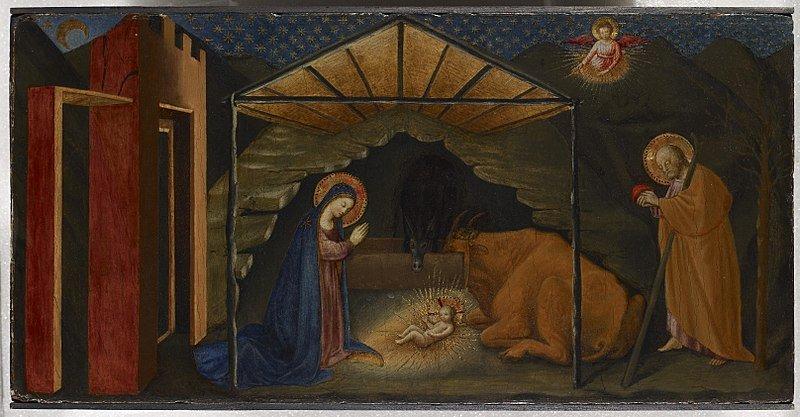 Beato Angelico Natività