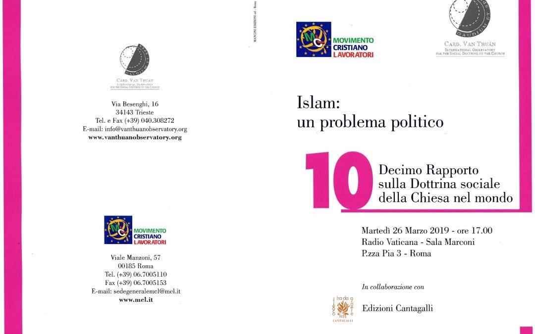 L'islam politico e il nuovo compito della dottrina sociale della Chiesa