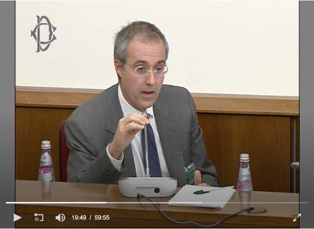 Audizioni sulla liceità dell'eutanasia (video)