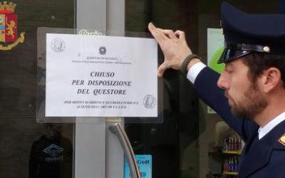 Dossier cannabis shop