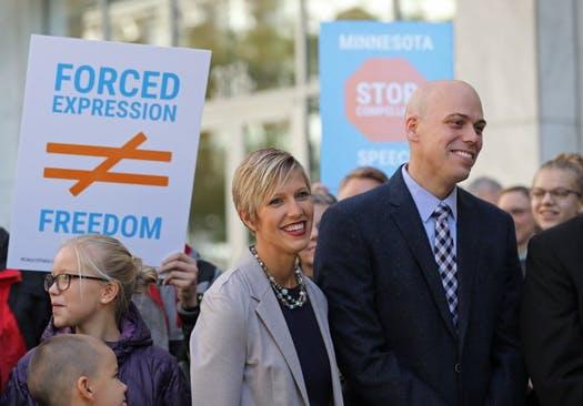"""La libertà religiosa garantisce i diritti di tutti gli americani. Il """"caso Larsen"""""""