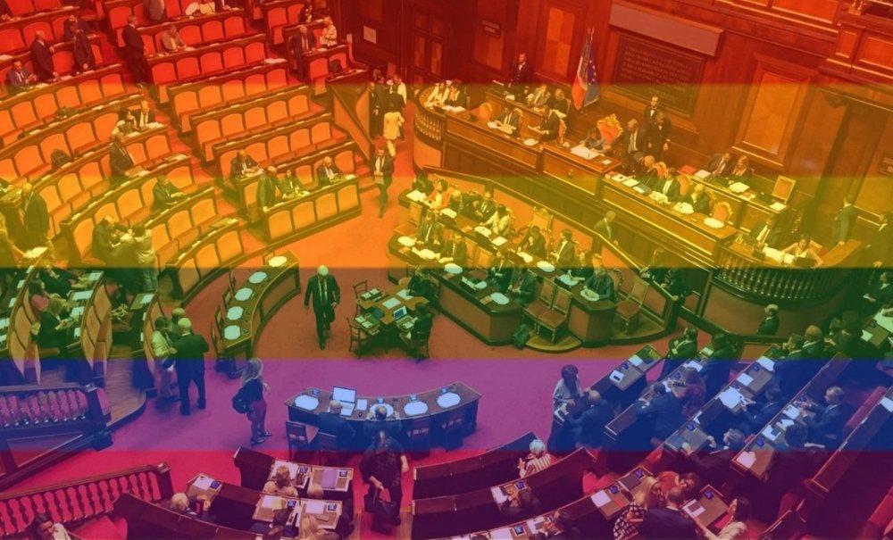 Legge omofobia: ancora indebite anticipazioni e forzature (al Senato)