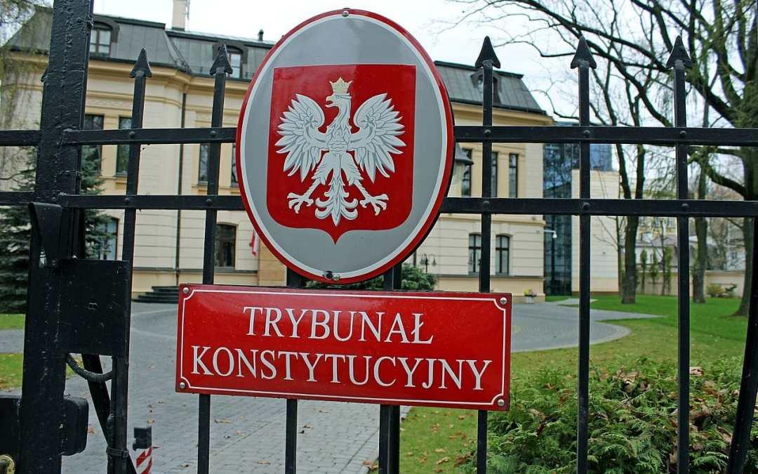 Tribunale costituzionale polacco
